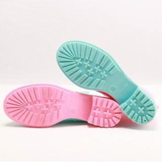 Резиновые сапоги DripDrop розовые