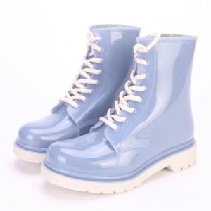 Резиновые ботинки DripDrop синие